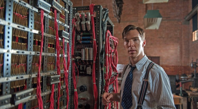 FILM REVIEW: The Imitation Game