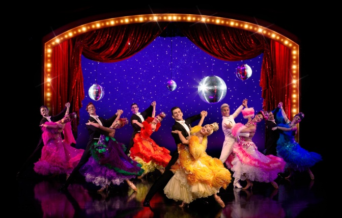 MUSICAL REVIEW: Strictly Ballroom