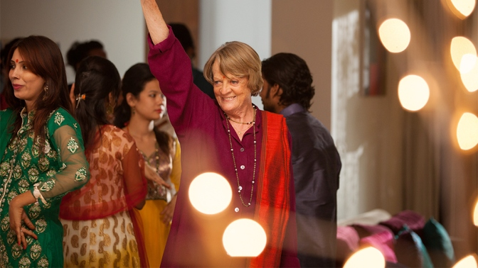 FILM REVIEW: The Second Best Exotic Marigold Hotel