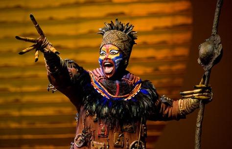 Buyi Zama as Rafiki
