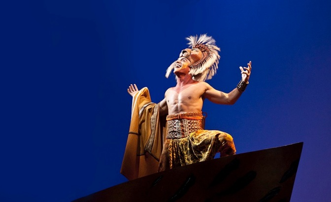 MUSICAL REVIEW: The Lion King