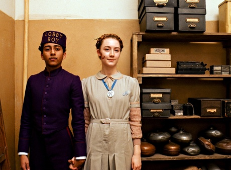 The Grand Budapest Hotel  - 28 Feb 2014