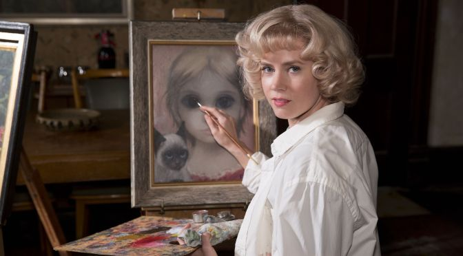 FILM REVIEW: Big Eyes