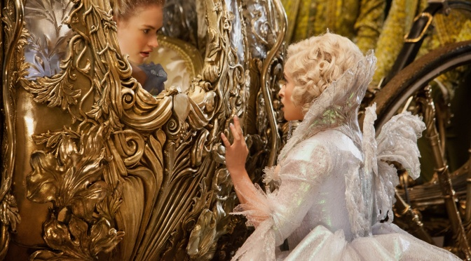 FILM REVIEW: Cinderella