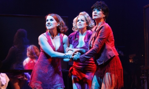 Verity Hunt-Ballard, Kate Cole & Debora Krizak - 'There's Gotta Be Something Better Than This'