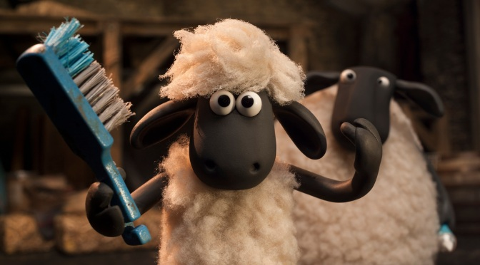 FILM REVIEW: Shaun the Sheep Movie