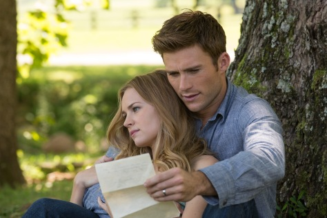 It's tough to spot a Nicholas Sparks movie