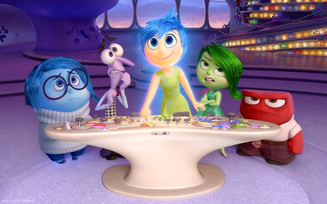 FILM REVIEW: Inside Out