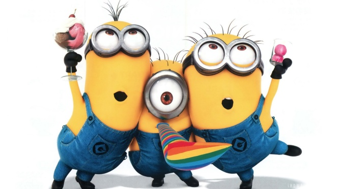 FILM REVIEW: Minions