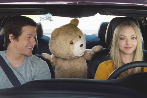 Ted & Friends.