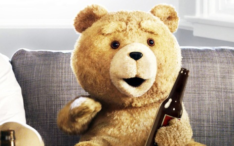 Beer Ted.