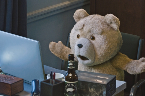 Shocked Ted