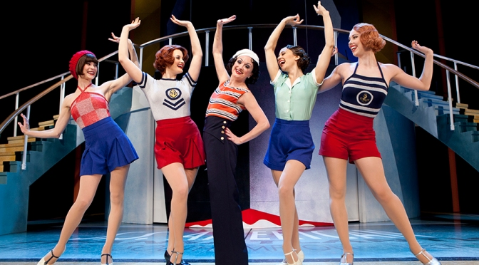 MUSICAL REVIEW: Anything Goes