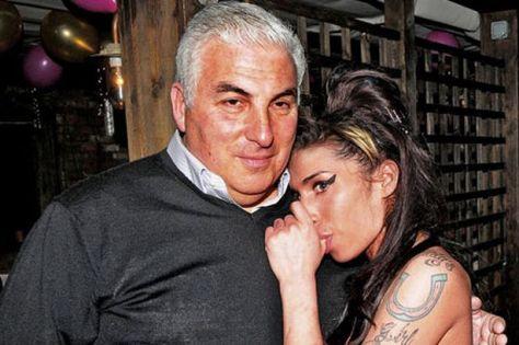 Mitch & Amy Winehouse