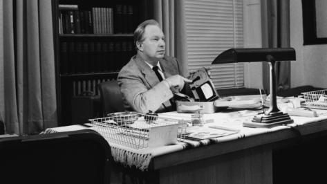 L. Ron Hubbard: Mad man.