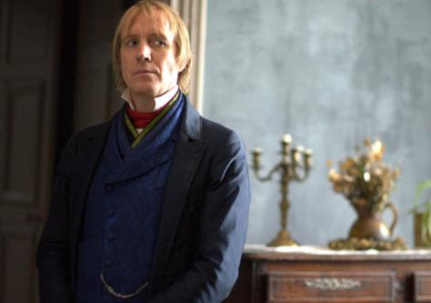 Rhys Ifans - the film's saving grace.