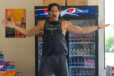 Pepsi commercials just keep getting better and better.