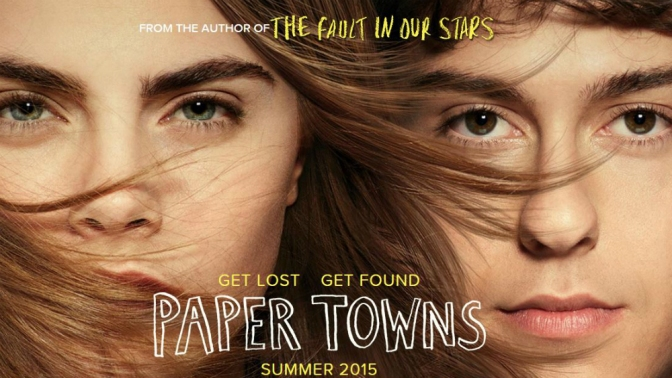 FILM REVIEW: Paper Towns