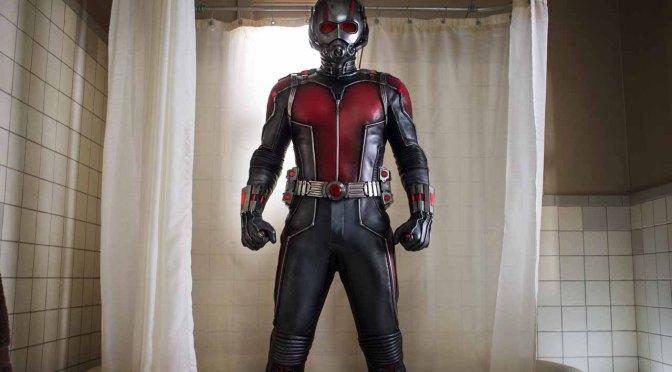 FILM REVIEW: Ant-Man