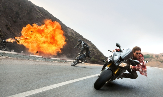 FILM REVIEW: Mission Impossible: Rogue Nation