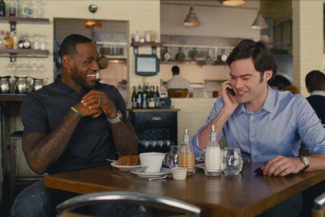 LeBron James: ultimate wingman.
