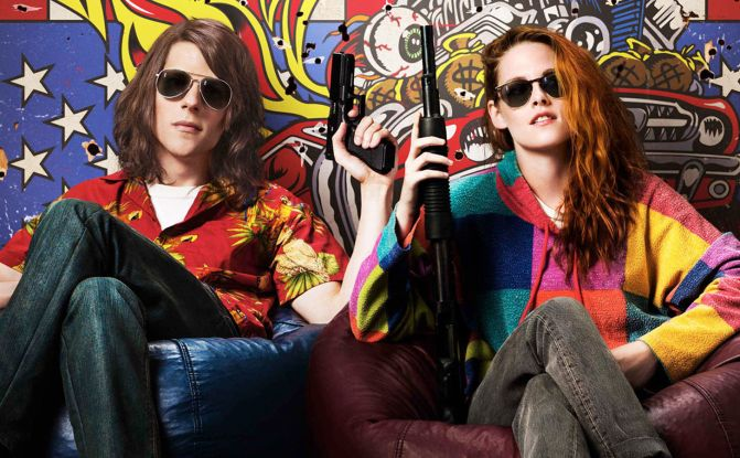 FILM REVIEW: American Ultra
