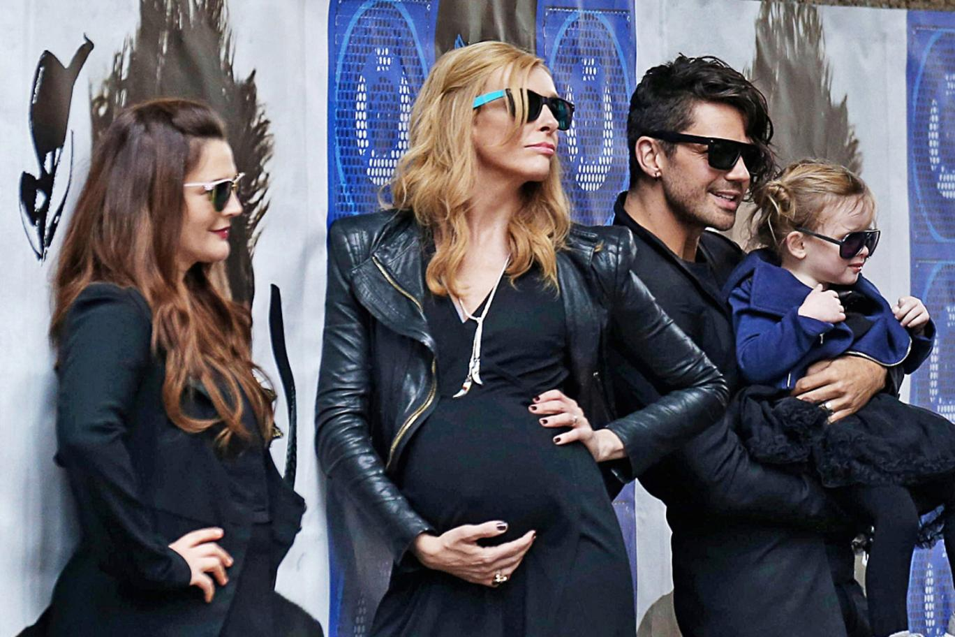 Drew Barrymore Husband And Baby