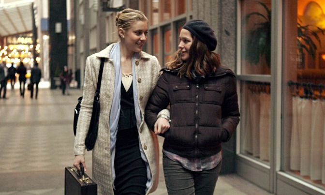 FILM REVIEW: Mistress America