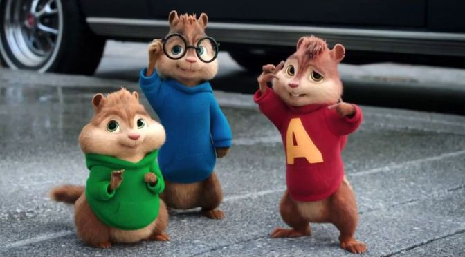 FILM REVIEW: Alvin and the Chipmunks: The Road Chip
