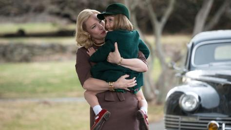 Cate & child