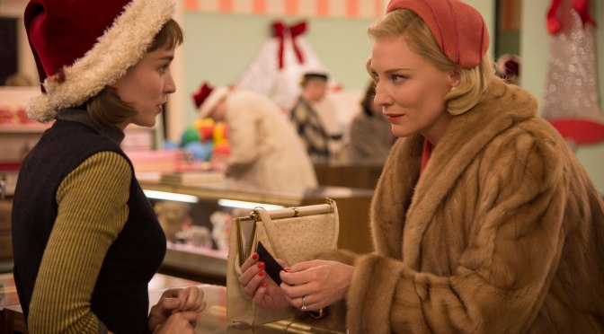 FILM REVIEW: Carol