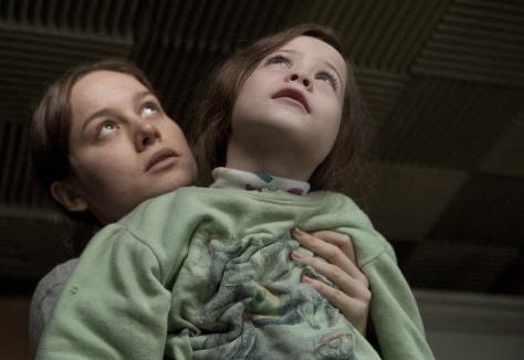Brie Larson & Jacob Tremblay