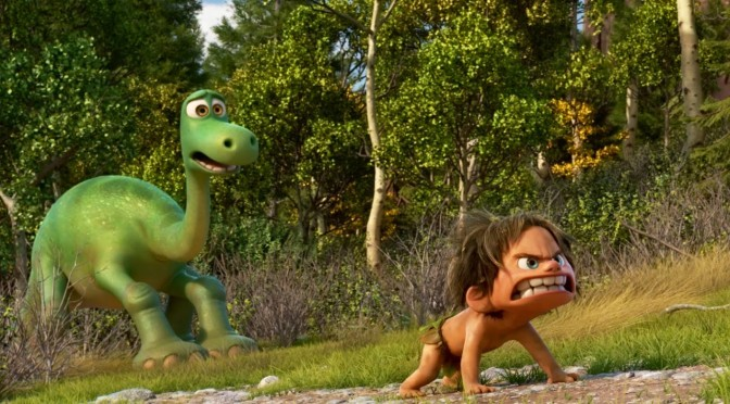 FILM REVIEW: The Good Dinosaur