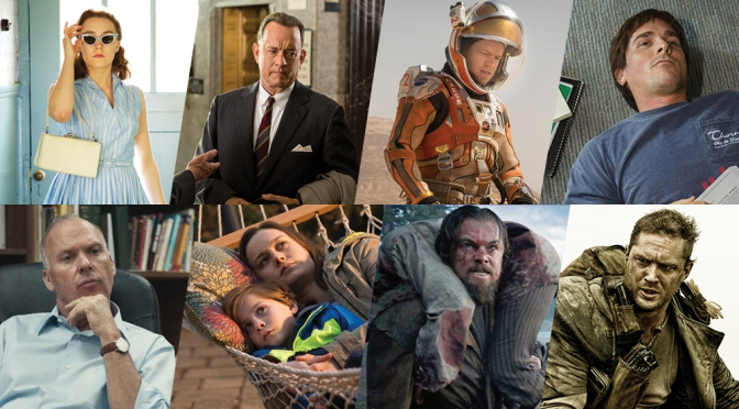 Oscars 2016: The Best Picture Contenders