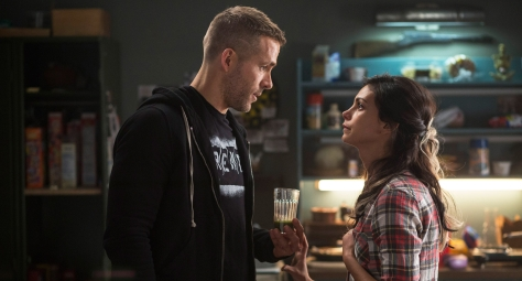 This is the mum from Homeland??? And Ryan Reynolds is wearing a RENT t-shirt???? This is all too much.