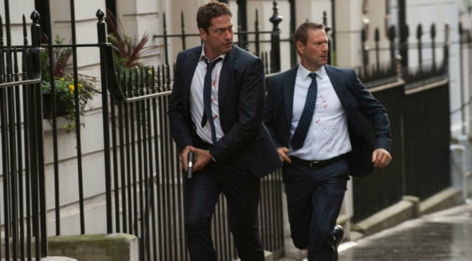 FILM REVIEW: London Has Fallen