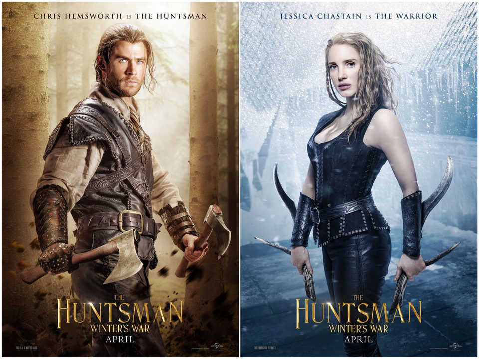 The huntsman full movie download
