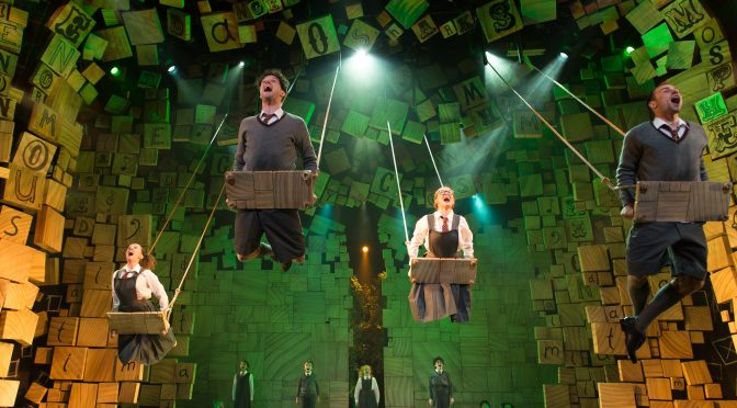 MUSICAL REVIEW: Matilda the Musical