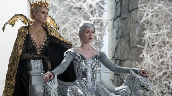 FILM REVIEW: The Huntsman: Winter's War