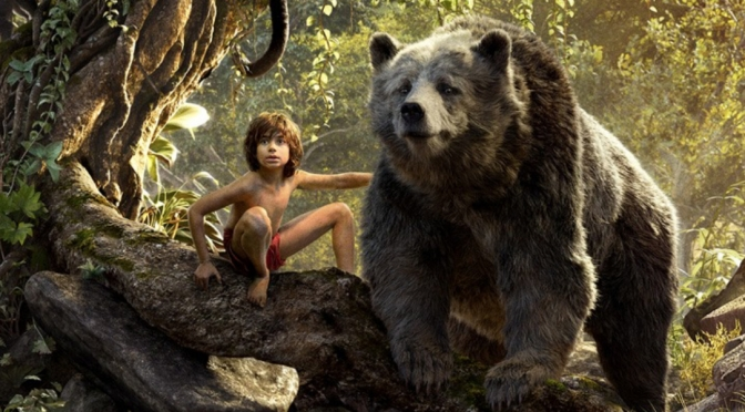 FILM REVIEW: The Jungle Book (2016)