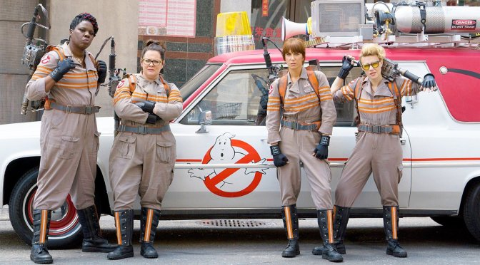 FILM REVIEW: Ghostbusters (2016)