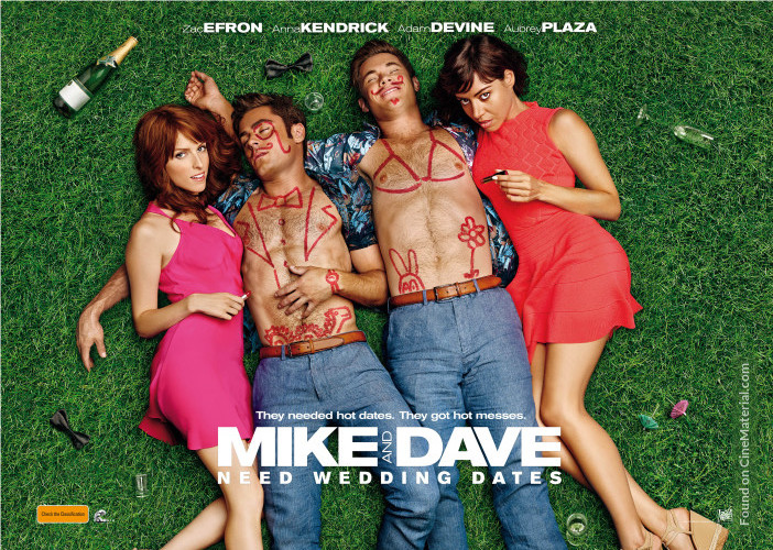 Mike And Dave Need Wedding Dates Massage.Film Review Mike And Dave Need Wedding Dates