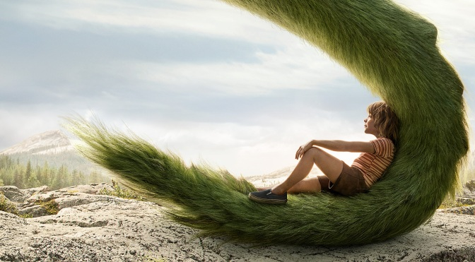 FILM REVIEW: Pete's Dragon (2016)