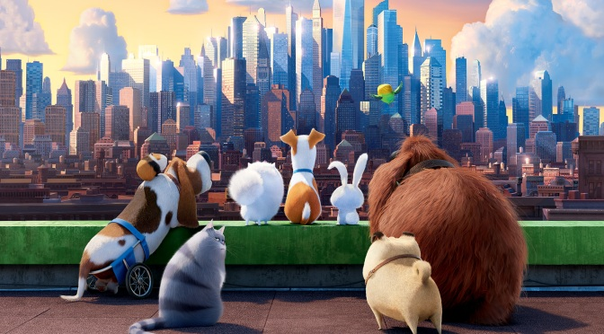 FILM REVIEW: The Secret Life of Pets