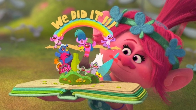 FILM REVIEW: Trolls