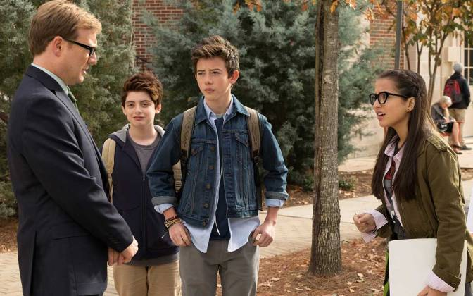 FILM REVIEW: Middle School: The Worst Years of My Life
