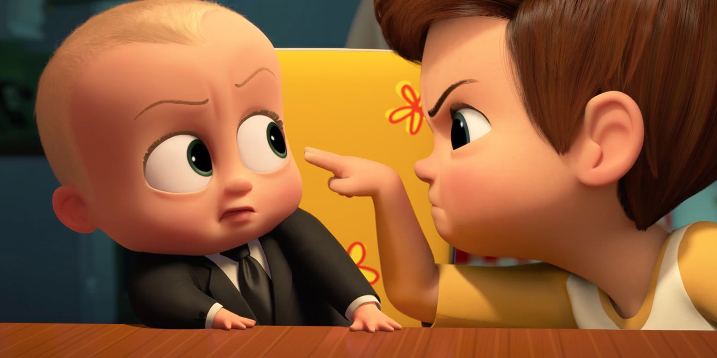 Film Review The Boss Baby Clairestbearestreviews