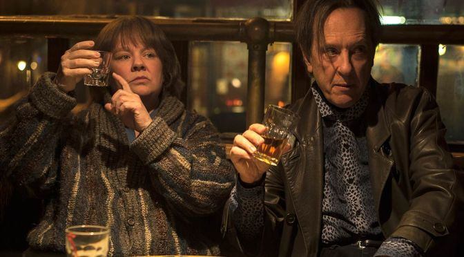 FILM REVIEW: Can You Ever Forgive Me? (2018)