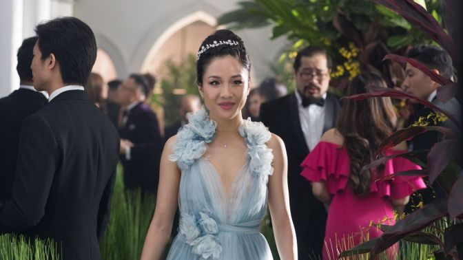 FILM REVIEW: Crazy Rich Asians (2018)