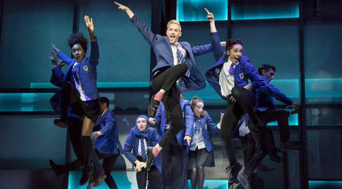THEATRE ON FILM REVIEW: Everybody's Talking About Jamie (2018)